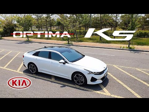 KIA All New 2021 K5 (kia Optima) Road View - Beautiful Sporty Sedan  (Subscriber-sponsored Car)
