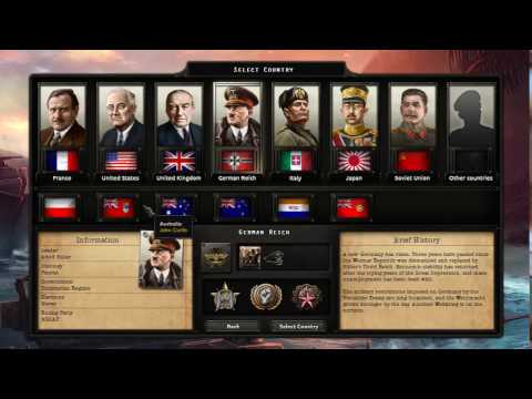 Hearts of Iron IV - Communist Cuba - Invasion of America - Part 1