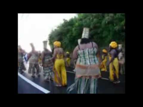 carnaval de vieux fort 2011