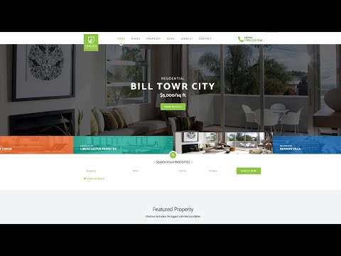 Create A Property Or Real Estate Listing Website With Joomla Course