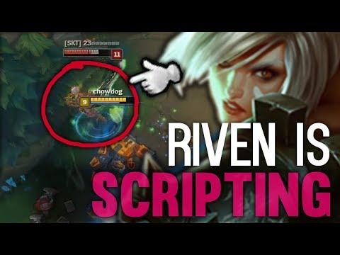 Imaqtpie - RIVEN IS SCRIPTING! ft. Annie Bot