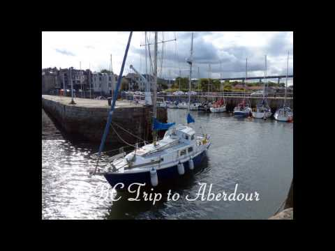 Trip to Aberdour Sept 2015