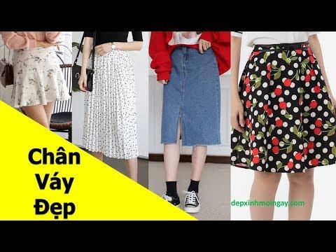 Top 60 Mẫu Chân Váy đẹp Thời Trang Y10