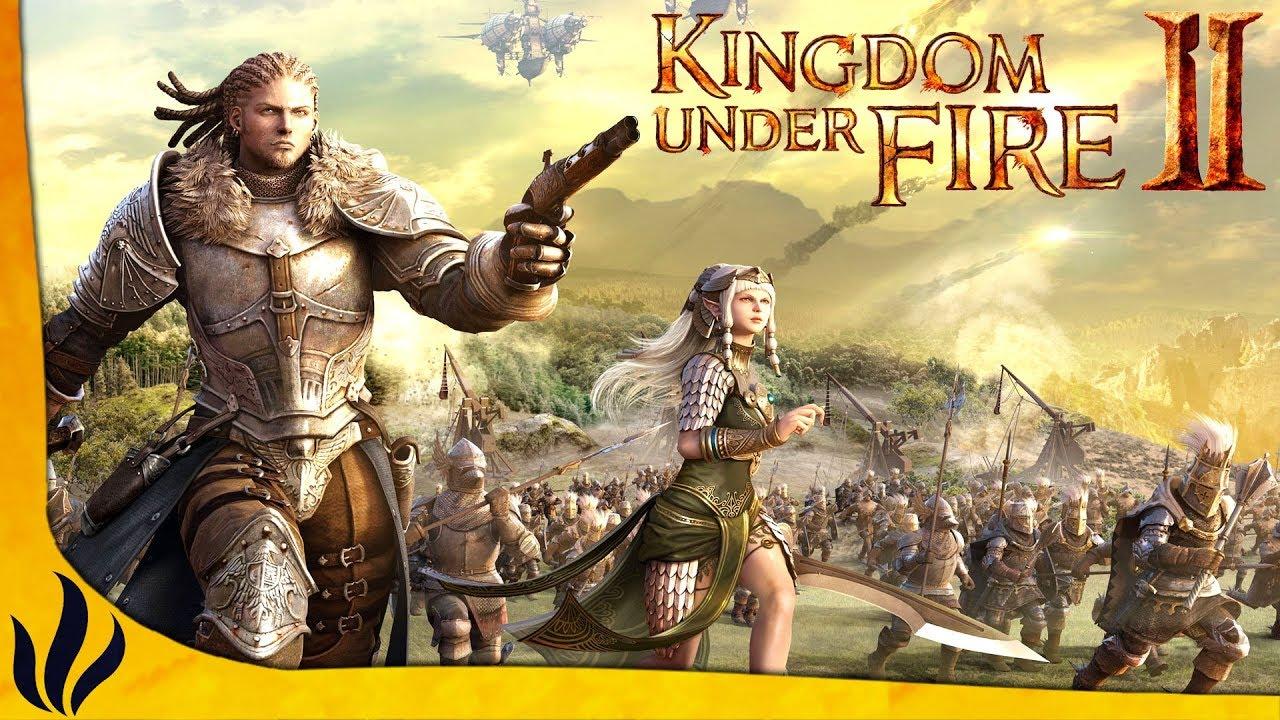 Download UN MMORPG RTS PROPOSANT DES BATAILLES ÉPIQUES ! (Kingdom Under Fire 2)
