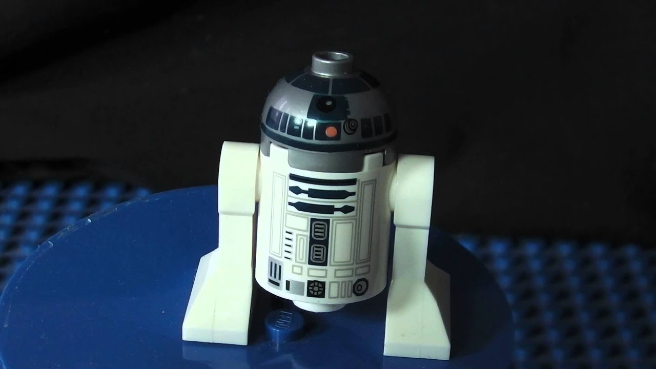 Lego star wars new 2014 r2d2 review youtube - Lego starwars r2d2 ...