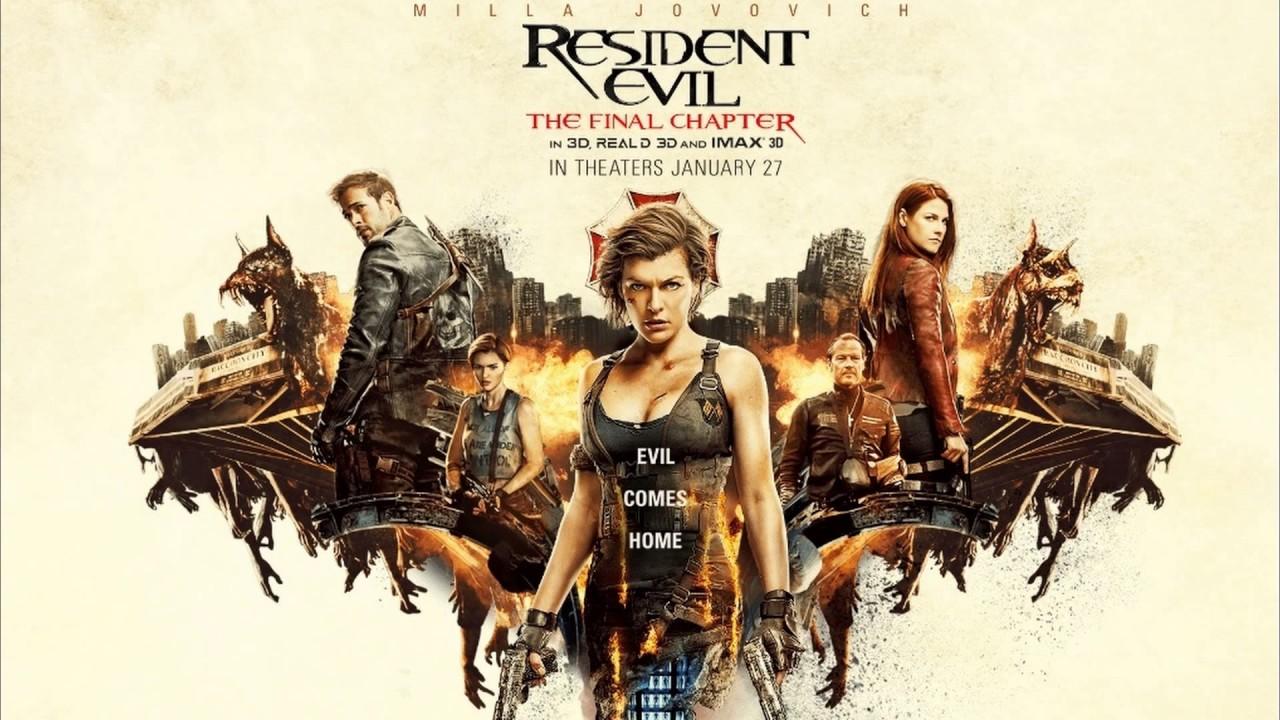 Resident evil soundtrack list