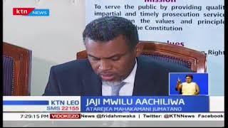 Naibu wa Jaji Mkuu Philomena Mwilu afikishwa mahakamani