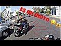 Encuentro una moto como la mía!! Z250sl  | Evan