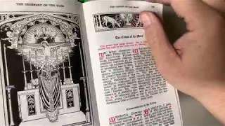 Missal Angelus press