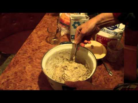 Как испечь бездрожжевой ржаной хлеб