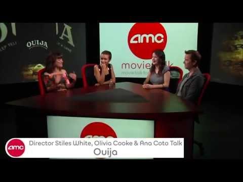 Stiles White, Olivia Cooke & Ana Coto Chat OUIJA - AMC Movie News