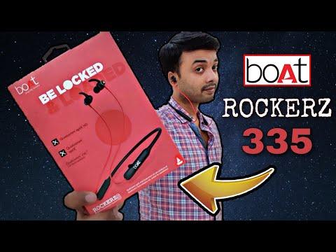 boAt rockerz 335 Wireless Neckband   Mic Test   Latency Test   Best Neckband under 2000?