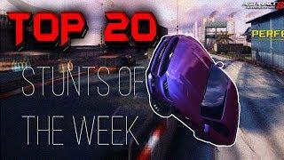 Asphalt 8   TOP 20 Stunts of The Week #37