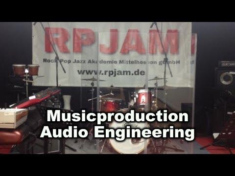 RPJAM Fachbereich Musikproduktion
