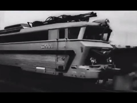 1975 Modernización Ferrocarriles Francia France - Proyecto TGV Alta Velocidad para 1980 - Tren Train
