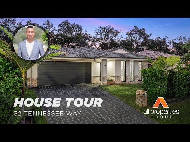 HOUSE TOUR   32 Tennessee Way Berrinba   Chris Gilmour