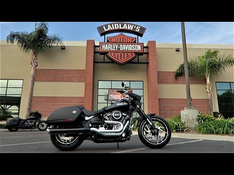 2018 Sport Glide Harley-Davidson (FXSB) │First Ride and Review