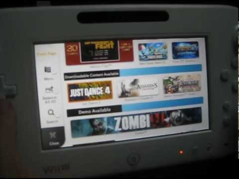 How To Download Songs On The Wii U | Just Dance 4