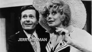 CAROL CHANNING - On Gower Champion and Jerry Herman