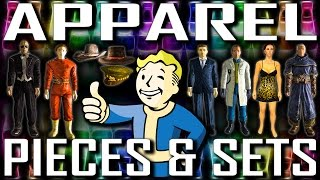 Apparel Pieces & Sets - Rare & Unique - Fallout New Vegas (Includes DLCs) thumbnail
