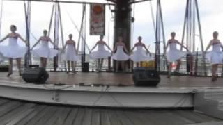 Hobart Highland Dancers Highland Cathedral 2015