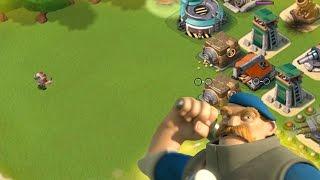 Single Grenadier Wrecks High Level Base! | Boom Beach