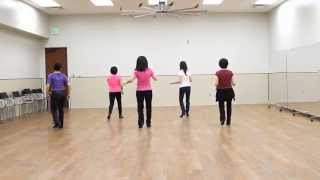 Modern Romance - Line Dance (Dance & Teach)