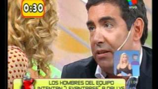 Speed Dating 10en8 - Parte 2 En Desayuno Americano con Pamela David y Diego Perez - Parte 2