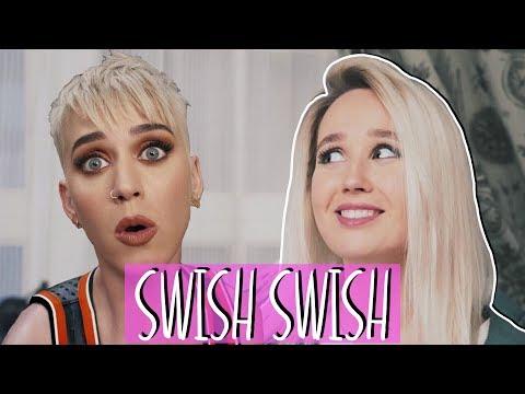 Клава транслейт - Katy Perry ft. Nicki Minaj /  Swish Swish (пародия на русском)