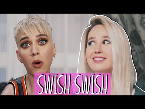 Клава транслейт - Katy Perry ft Nicki Minaj   Swish Swish пародия на русском