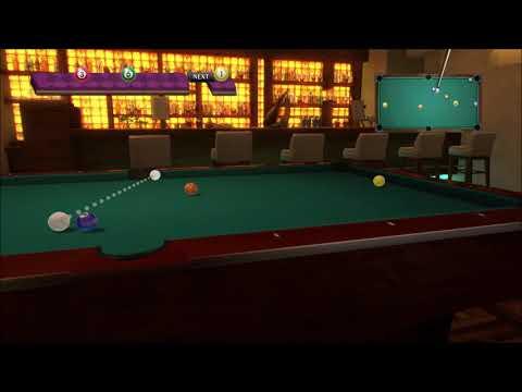 Yakuza 0:nine ball pool |