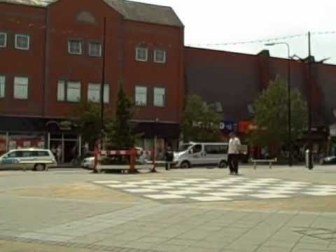 CREWE TOWN SQUARE