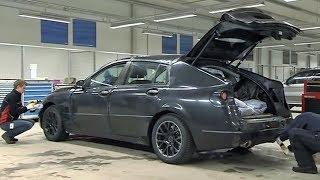 BMW 5 Series Gran Turismo Testing