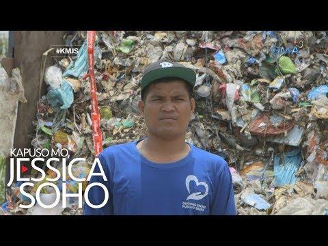 Kapuso Mo, Jessica Soho: Lalaki, nakapulot ng pera sa basurahan!