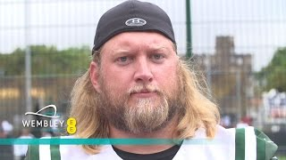 Who is Nick Mangold's celebrity crush? | Gone In 60 Seconds