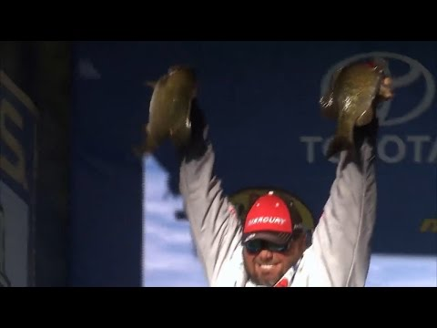 Bassmaster Elite Series: 2014 Toyota Angler of the Year Championship part 1