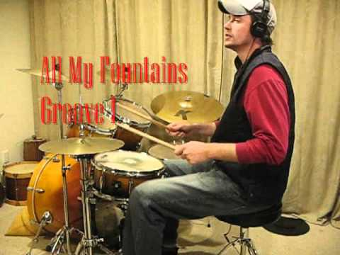 How to Play Chris Tomlin - All My Fountains DRUMS