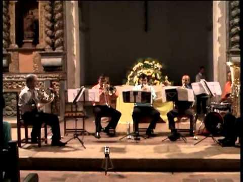 Quinteto Brassil & Charles Schlueter