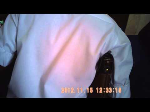 กล้องนาฬิกาข้อมือ อินฟราเรด FULL HD1080p
