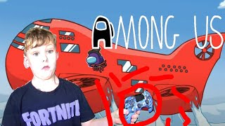 AMONG US KEYBOARD AND CONTROLER | Besty 123