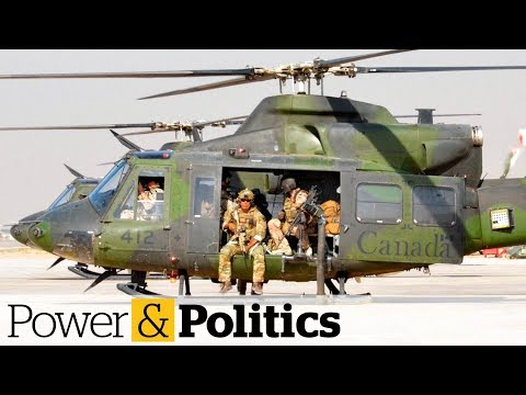 Defence Minister Hopes Iraq Missions Will Continue | Power & Politics