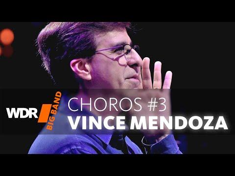 Choros #3  By Vince Mendoza | WDR Big Band | GRAMMY NOMINATED  2018