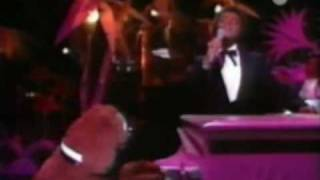 Johnny Mathis ~Live~ Muppets  ~ Never Before & Never Again