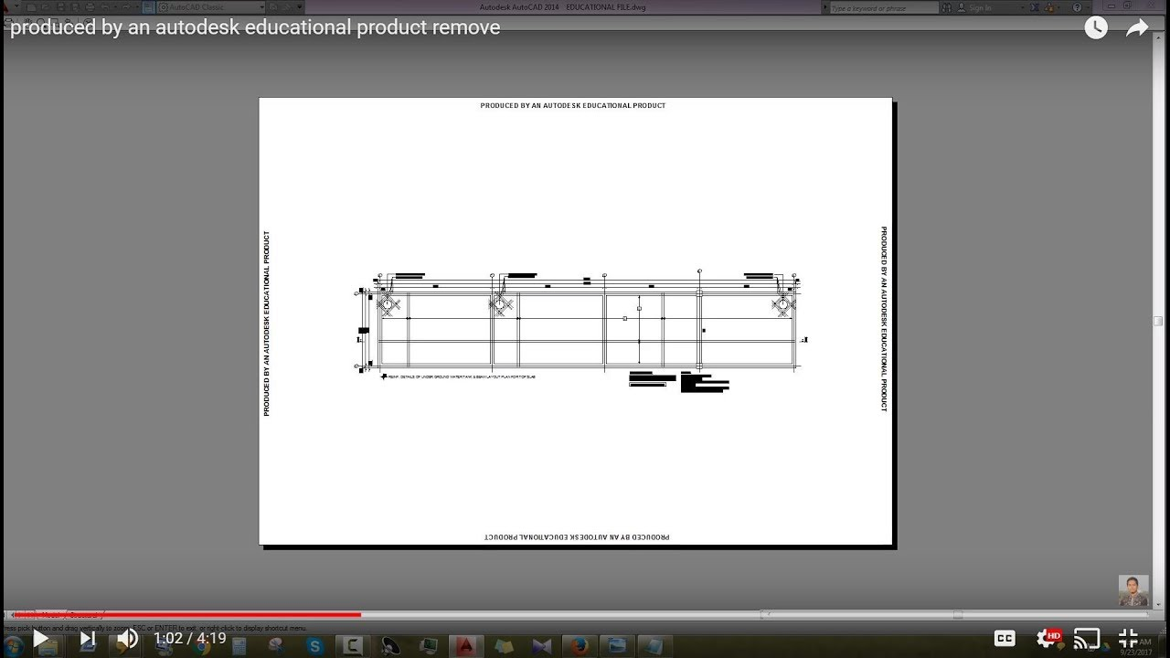Produced By An Autodesk Educational Product Remove Youtube