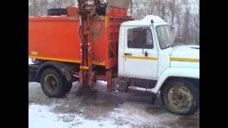 Мусоровоз  КО-440-2  (2012 г.)   шасси  ГАЗ-3309