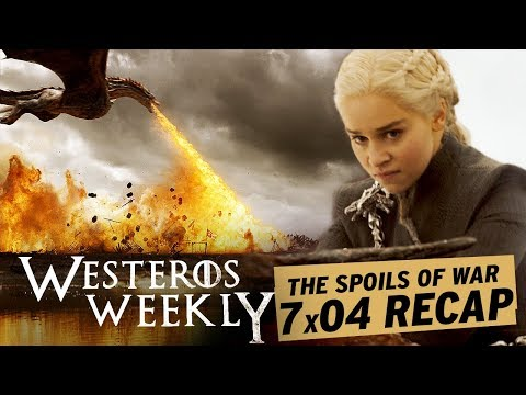 Game of Thrones: Daenerys Releases Her Dragons Fury, The Remaining Starks Reunite | Westeros Weekly
