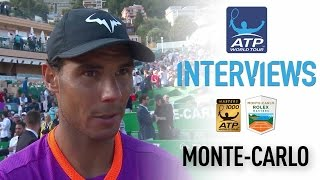 Nadal Talks About Going For HIs 10th Monte-Carlo Title