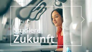 Maschinenwesen ist mehr als du denkst! – Studieren an der TU Dresden
