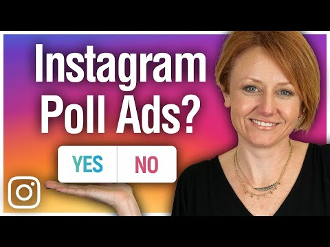 How to Create Interactive Polls in Instagram Stories Ads