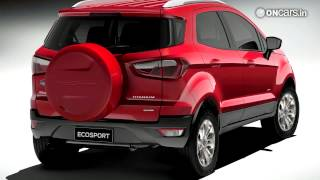 Ford EcoSport to be displayed in Mumbai this weekend
